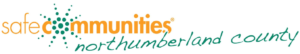 Safe Communities Northumberland County Logo